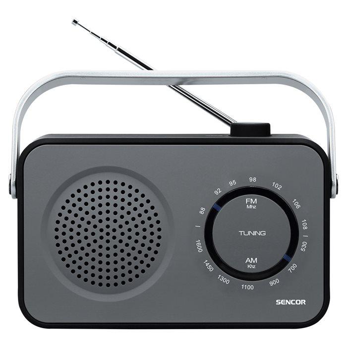 Portable FM / AM Radio Receiver